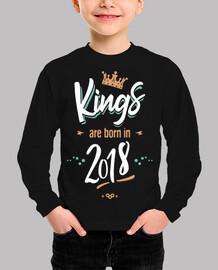 reyes nacen en 2018