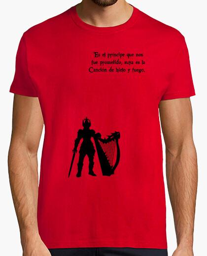 Camiseta Rhaegar Targaryen (chico)