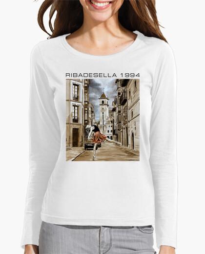 Ribadesella 1994 - Camiseta de chica de manga larga