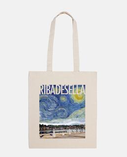 Ribadesella Van Gogh