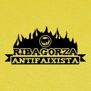 T-shirt Ribagorza Antifaixista