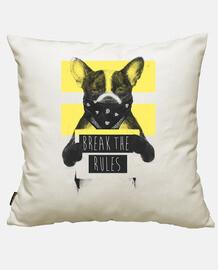 ribelle cane giallo 2