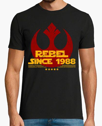T-shirt ribelle senza ce 1988