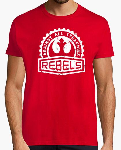T-shirt ribelli