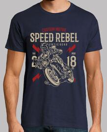 ribellione custom moto