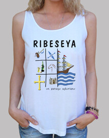 ribeseya - fille shirt de dessus coupe extra long et large