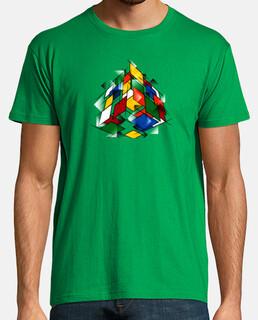 ribiks cubismo