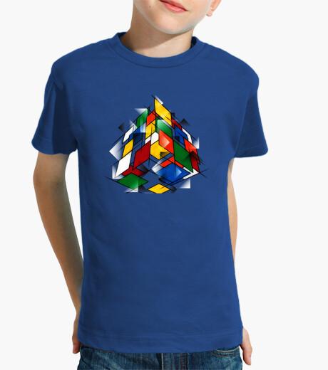 Kinderbekleidung ribiks kubismus