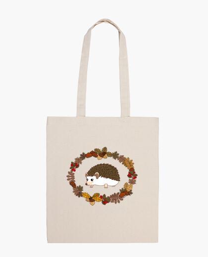 Borsa riccio kawaii