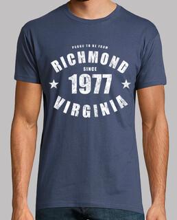 richmond virginia depuis 1977