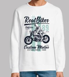 richtiger Biker