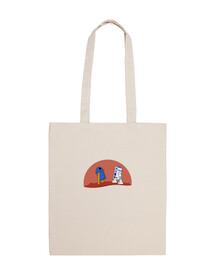 ricicla il sacchetto