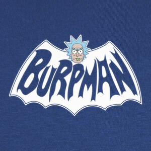 Camisetas Rick & Morty - BURPMAN