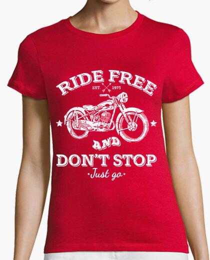 Camiseta Ride Free
