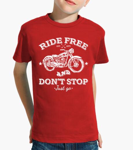 Abbigliamento bambino ride gratis