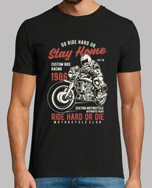 ride hard o die