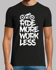 Ride more blanco
