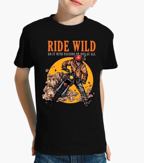 Ropa infantil Ride Wild