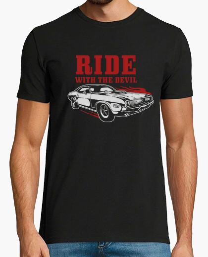 Camiseta Ride with the Devil