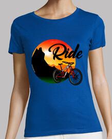 ride woman