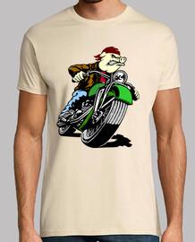 Rider Hog