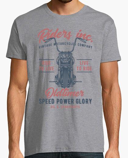 Camiseta Riders Inc.