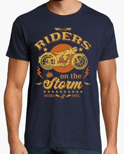 Camiseta Riders on the Storm