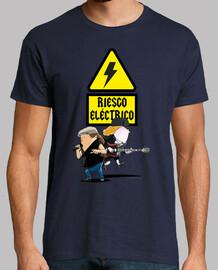 Riesgo Eléctrico by Calvichi's (WEB)
