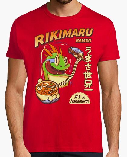 Camiseta Rikimaru Ramen Hanamura
