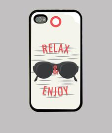 rilassarsi e enjoy