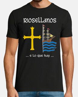 rioshernos dark background with phrase