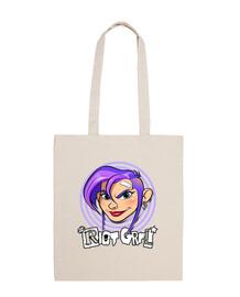 riot grrrl sac à bandoulière