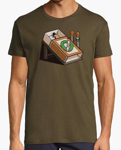 T-shirt rip