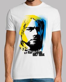 R.I.P. Kurt Cobain 1967-1994 (Nirvana)