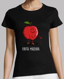 ripe fruit black