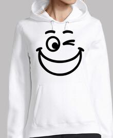 risa sonriente