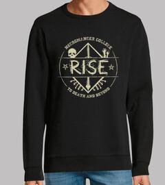 Rise - Necro man Cer College