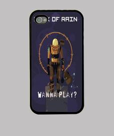 Risk Of Rain - Retro Game Cover