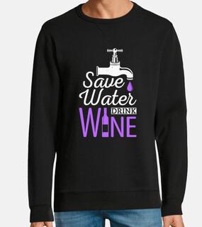 risparmiare acqua bere vino bere divert