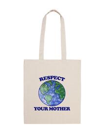 rispetta la tua giornata madre terra
