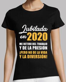 ritirato nel 2020