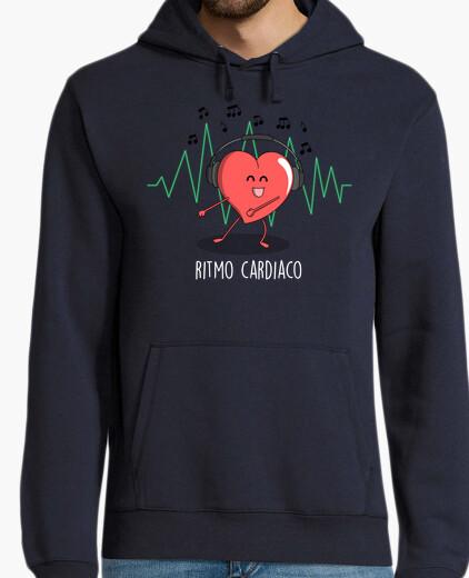 Jersey Ritmo Cardiaco Black