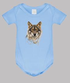 ritratto del lupo iberico 1