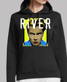 RIVER PHOENIX - RETRATO POP ART MARCO R