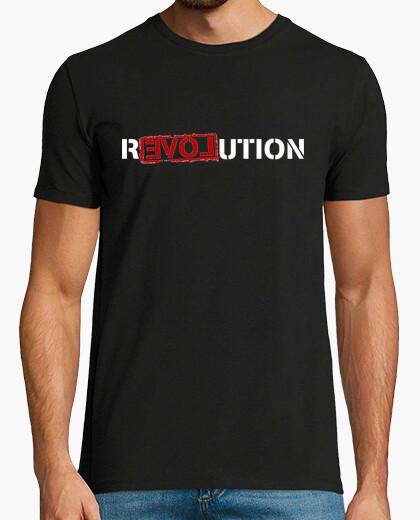 T-shirt rivoluzione