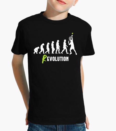 Abbigliamento bambino rivoluzione di tennis