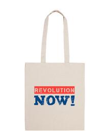rivoluzione ora (blu)