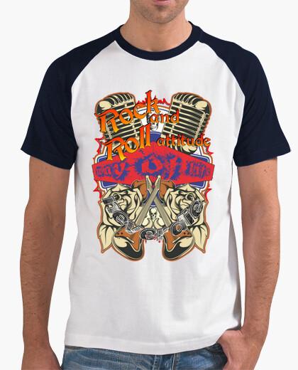 Camiseta RnR attitude
