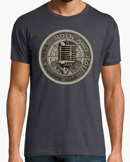 T-shirt rnr smussa never die