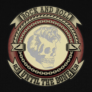 Camisetas RNR until de bone